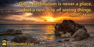 Ones-Destination