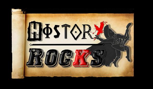 102: History Rocks with Glenn Carter - Education On Fire